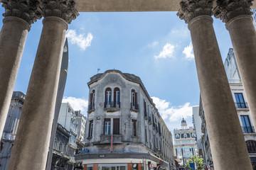 Old city Montevideo, Uruguay