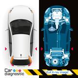 Fototapety Car Diagnostic Full X-ray