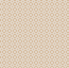 Beige small circles on a gray background.