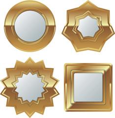 Bollini d'oro