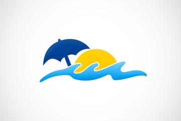 ocean travel logo