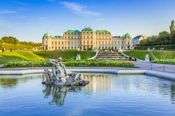 Schloss Belvedere #2, Wien