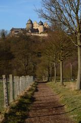 Sababurg im Reinhardswald in Hessen