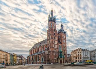 St. Mary's Basilica Krakow