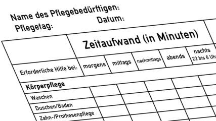 pi1 PflegeInfo - Pflegetagebuch - 16zu9 g3129