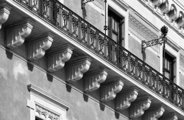 Italy, Sicily, Ispica, Bruno Di Belmonte Liberty Palace