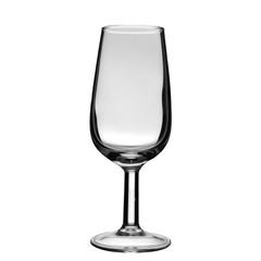 empty sherry glass