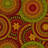 Fototapety Vector Seamless   Ethnic Pattern
