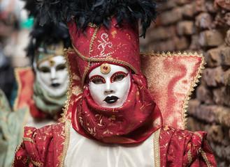 Venetian mask of 2015