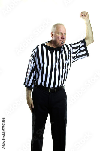 Personal Foul Poster