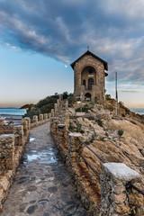 Chapel Stella Maris - Alassio Italy