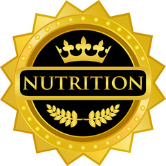 Nutrition Gold Label
