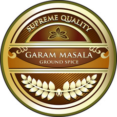 Garam Masala Ground Spice