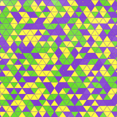 Vector colorful Mardi Gras background. EPS10