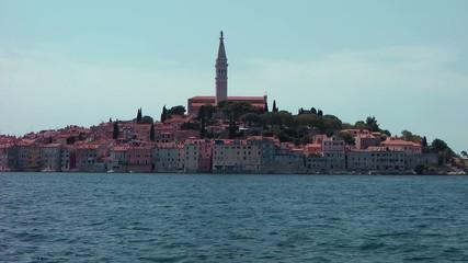 rovigni croazia in barca