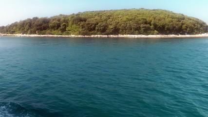 isola in croazia mare
