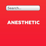ANESTHETIC poster