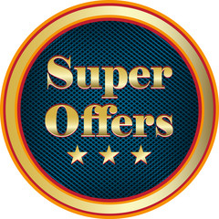 Super Offers Label