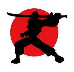 Samurai japanese