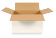 Cardboard box - 77717187