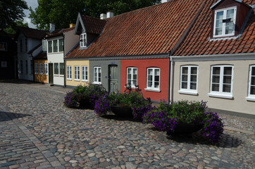 Altstadt Dänemark Odense