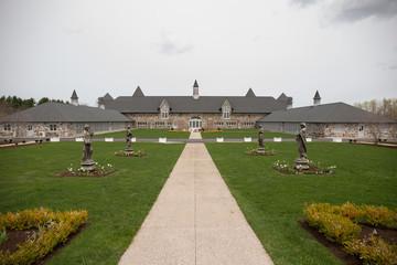 rock castle northern michigan castle farms