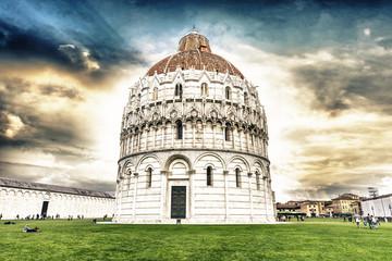 Baptistery of Pisa