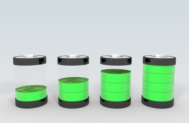 Green Energy Battery