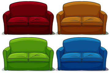 Set of sofa