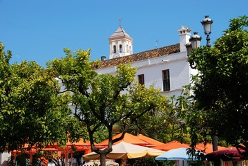 Orange Square, Marbella © Arena Photo UK