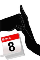 8 Marzo Stop alla Violenza contro le donne