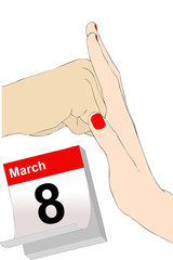 8 Marzo contro la violenza