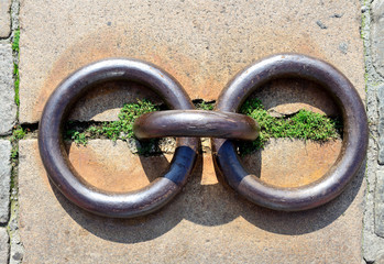Moor, two rings