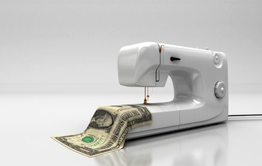 Ricucire l'economia, falsari