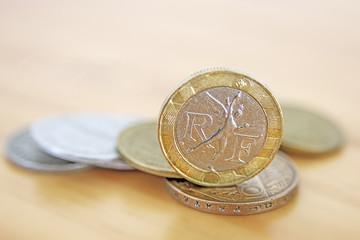 pièces de monnaie Française