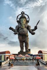 Big Ganesha statue of thailand