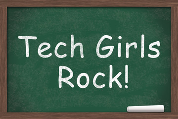 Tech Girls Rock