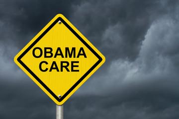 ObamaCare Warning Sign