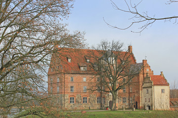 Schloss Ulrichshusen (16. Jh., Mecklenburg-Vorpommern)