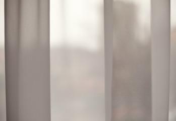 White Curtain
