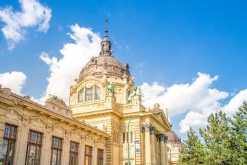 Széchenyi-Heilbad, Budapest