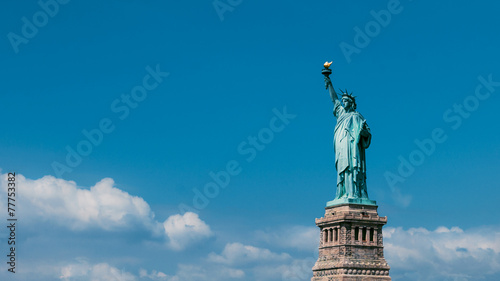 Statue of Liberty in New York - 77753382