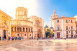 Leinwanddruck Bild - Valencia