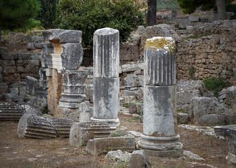 Säulenfragmente