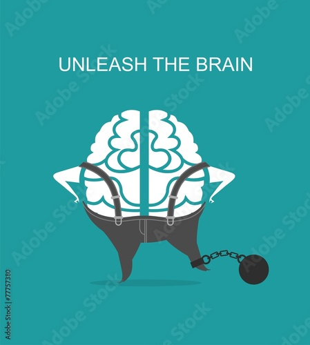 business concept of brain © marrishuanna