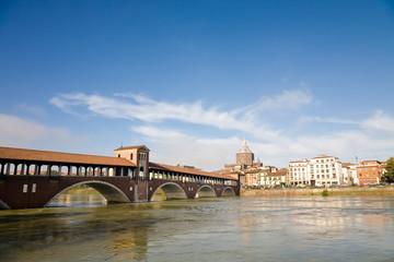 Cityscape, Pavia, Italy