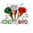 canvas print picture - Cinco de Mayo