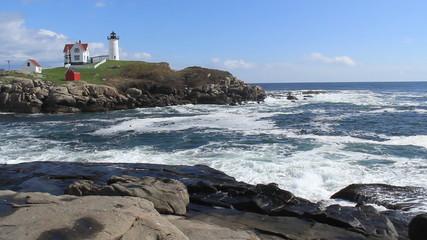 Cape Neddick Lighthouse Maine 6