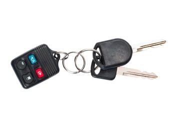 car keys with remote control