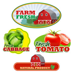 stickers farm